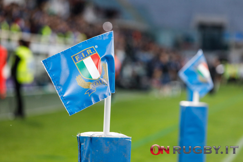 Accademia Nazionale - fir bandierina rugby
