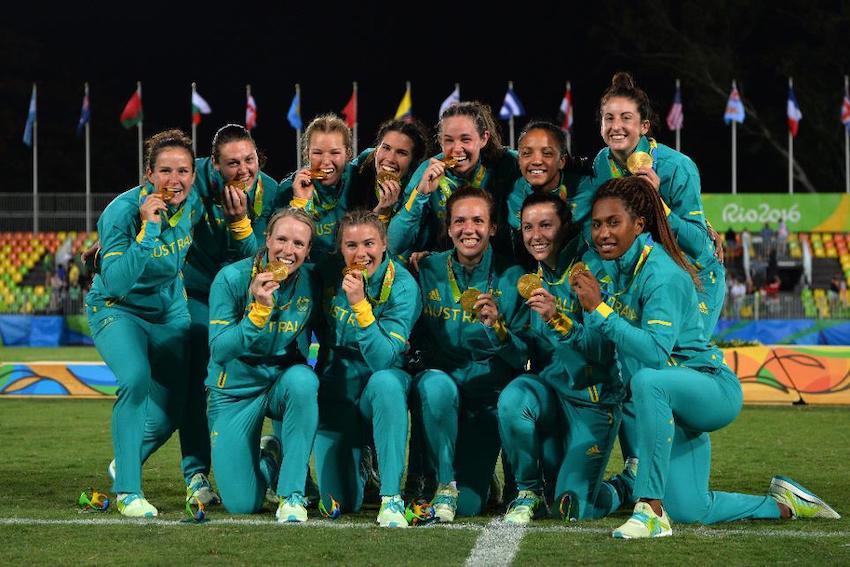 Australia femminile Sevens Rio 2016