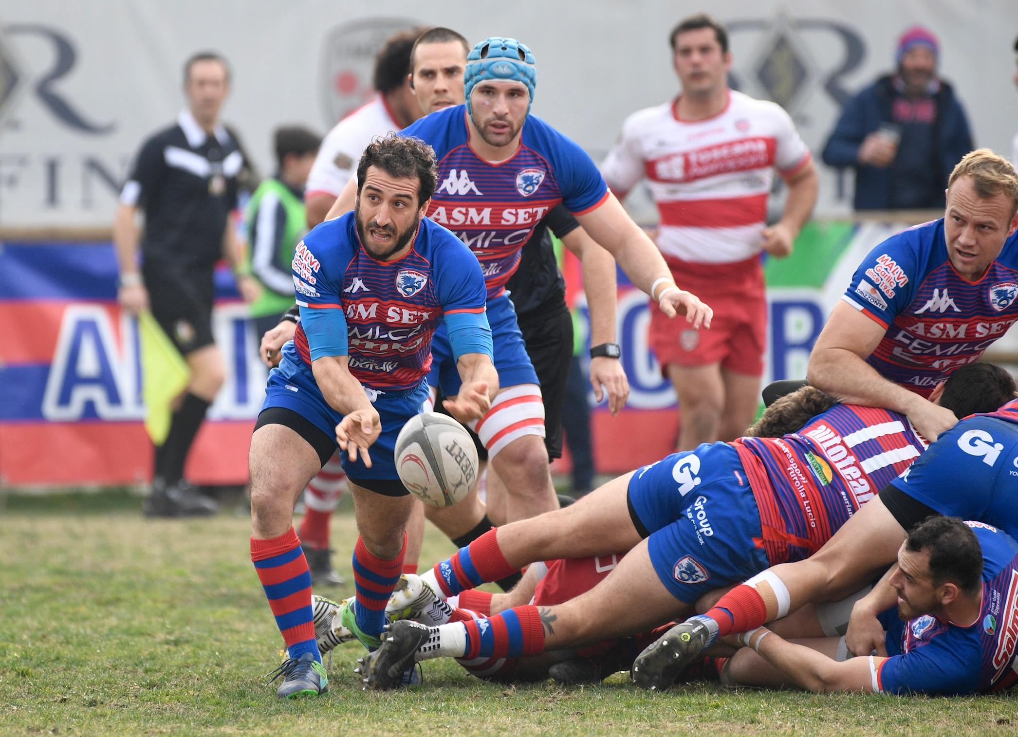 Top10: Rovigo riporta in rossoblù un numero nove passato dal Valorugby ph. Rugby Rovigo