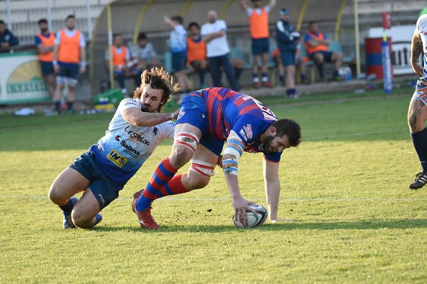 """Rovigo, parla il capitano Matteo Ferro: """"Inizia un nuovo ciclo rossoblù"""" ph. Rugby Rovigo"""