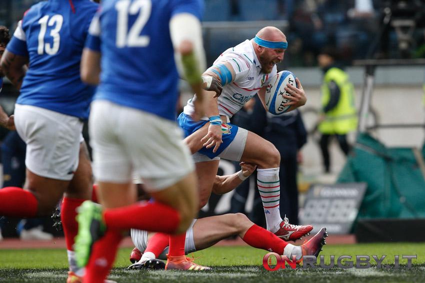 rugby italia leonardo ghiraldini