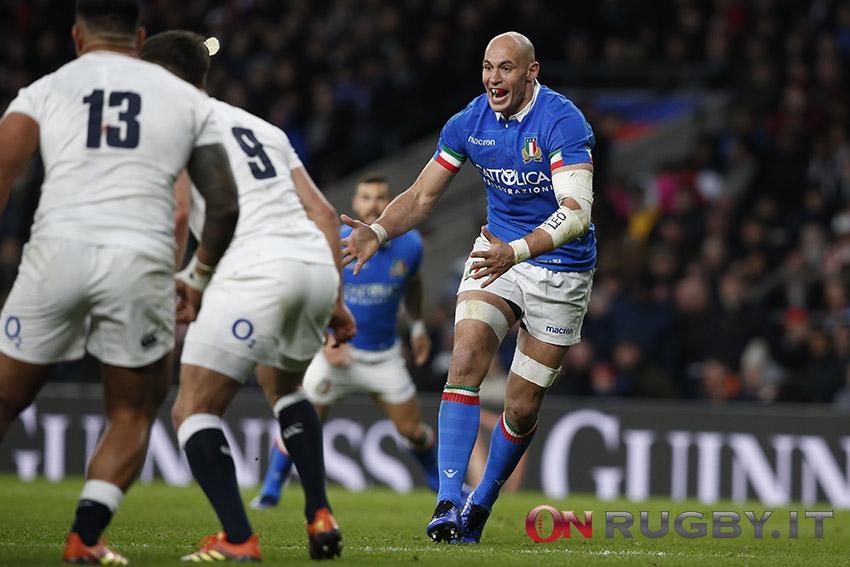 rugby italia parisse sei nazioni 2019