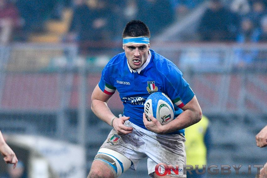 rugby italia under 20