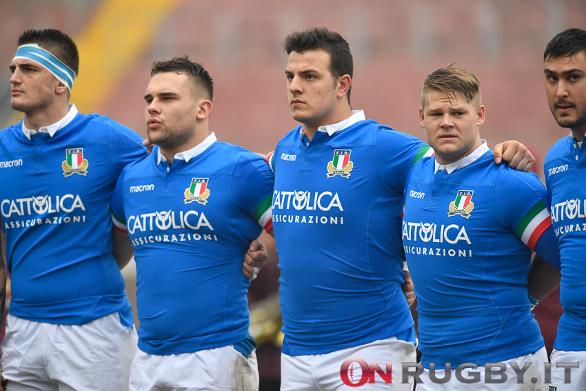 rugby italia under 20