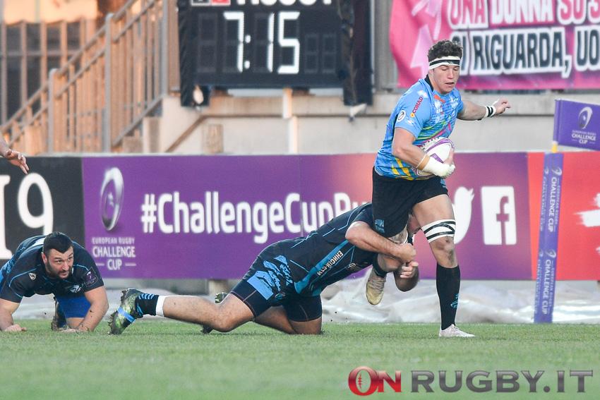 rugby zebre giovanni licata