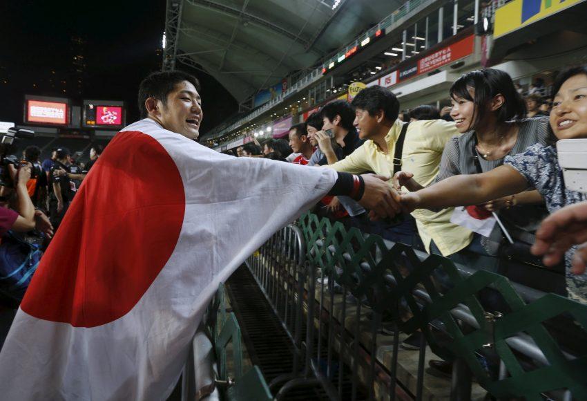 yoshikazu Fujita giappone rugby