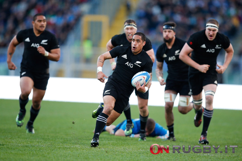 rugby aaron smith all blacks