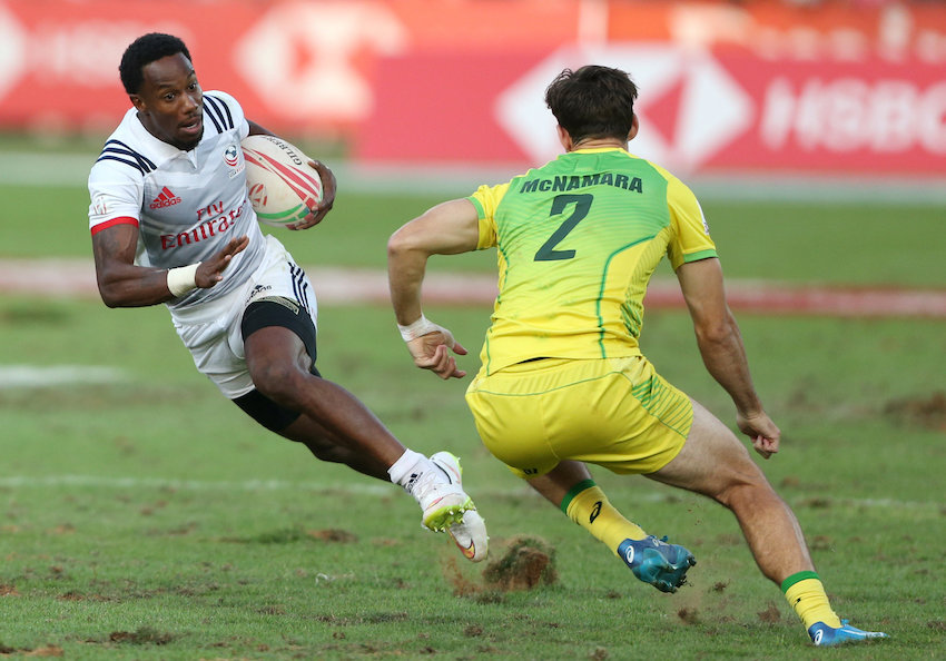 Sevens World Rugby Dubai Series