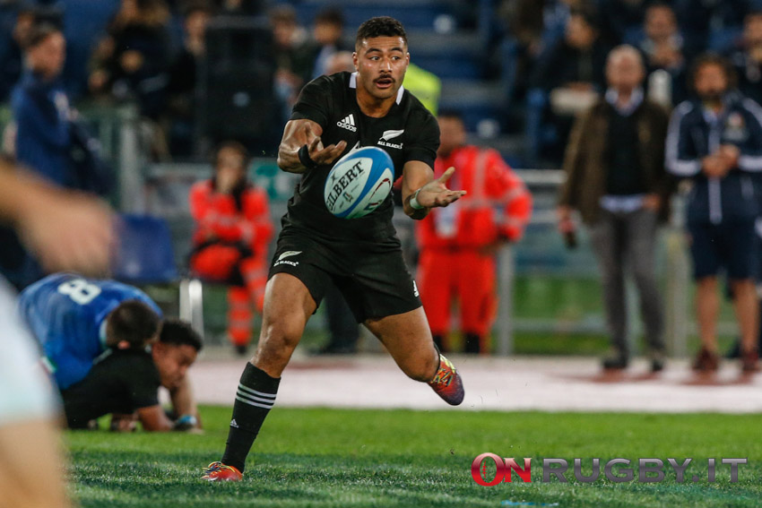 richie mo'unga all blacks