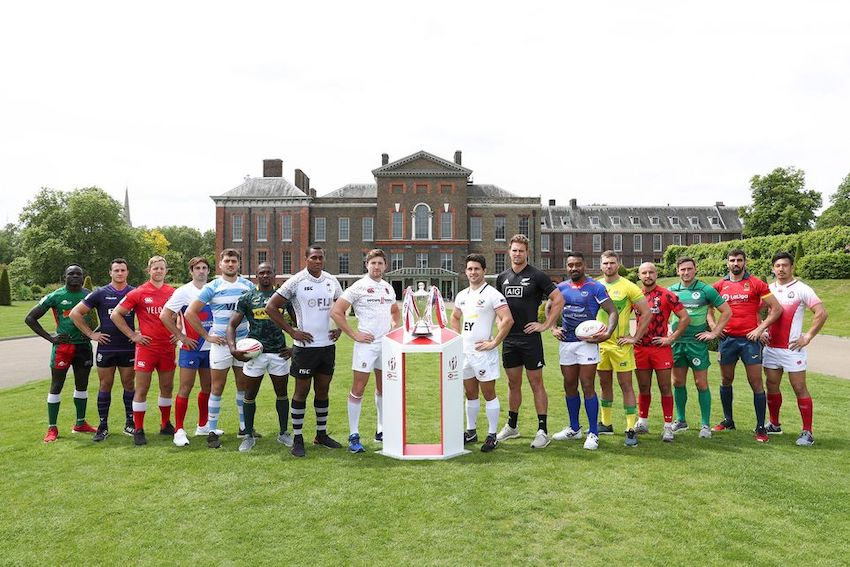 Sevens World Series 2019 Londra