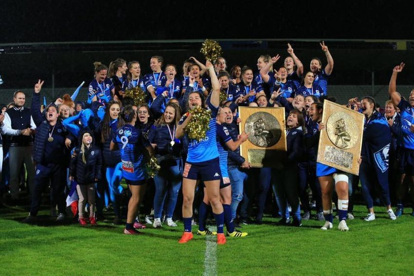 montpellier rugby femminile