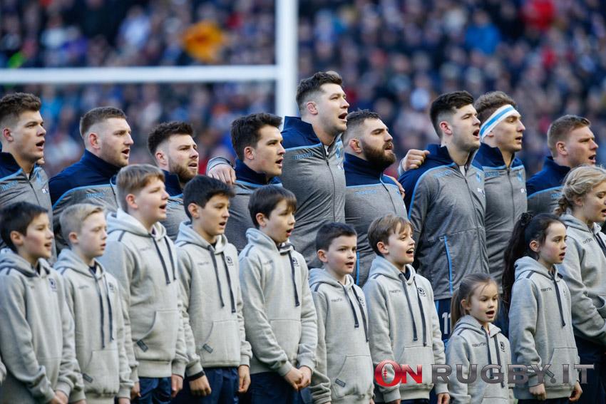 rugby scozia