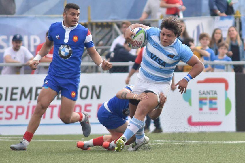 Benetton Rugby: ingaggiato il nazionale argentino U20 Thomas Gallo ph. Leo Galletto World Rugby