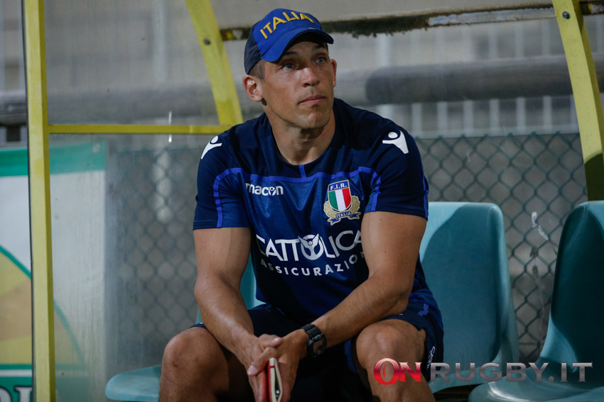 rugby italia seven andy vilk