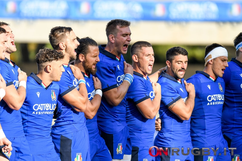 Rugby rugby world cup 2019 i 31 convocati dell 39 italia for B et b italia
