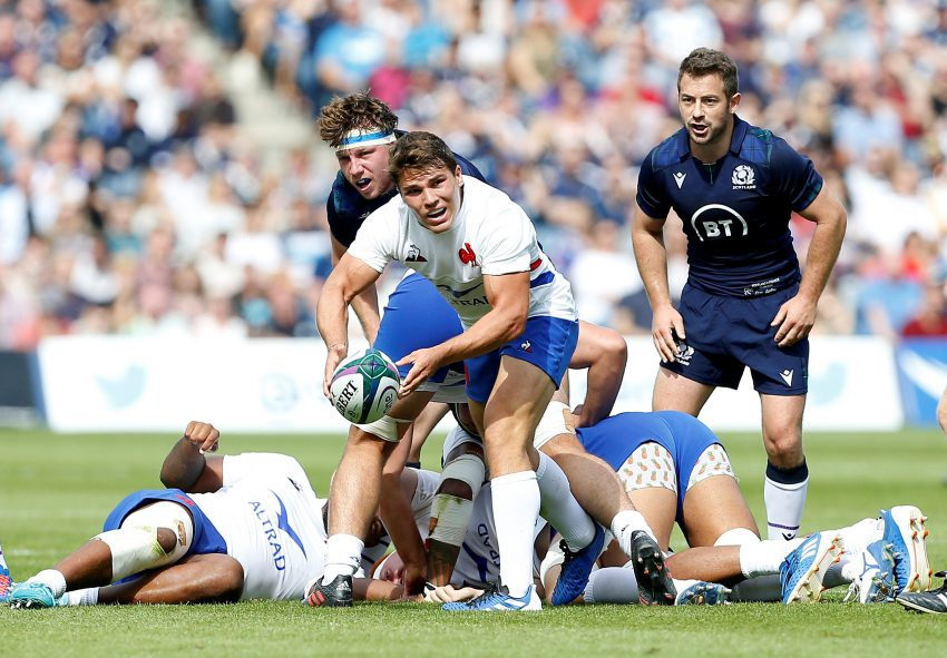 antoine dupont rugby 2019
