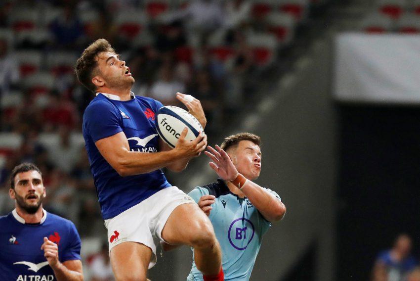 francia penaud 2019 test match