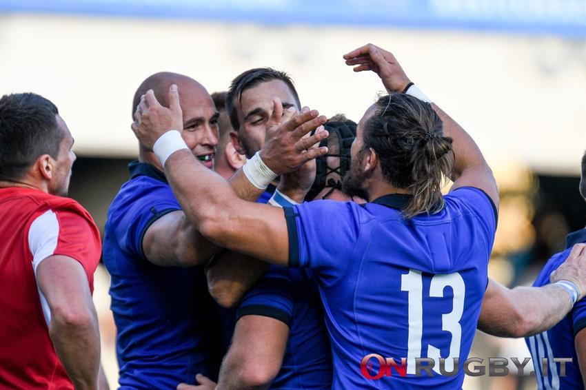 rugby italia russia 2019