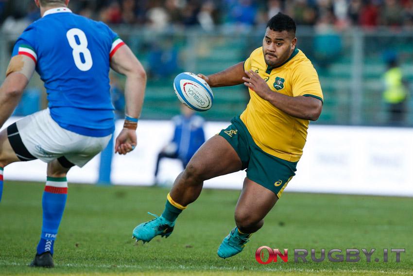 Super Rugby AU: Tupou e i Reds vogliono riprendersi la vetta del torneo ph. Sebastiano Pessina