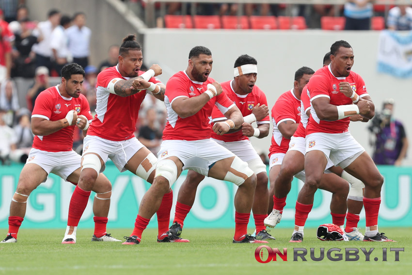 tonga rugby world cup 2019