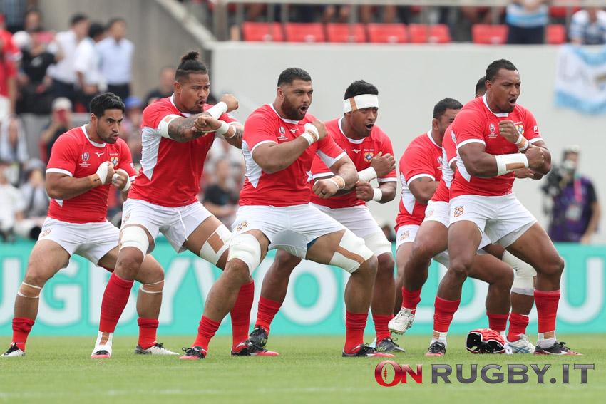 Tonga sarà una delle tre nazioni i cui giocatori militeranno nei Moana Pasifika ph. Sebastiano Pessina