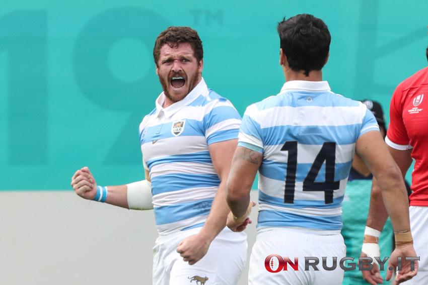 L'Argentina batte la Nuova Zelanda per la prima volta nella storia (ph. Sebastiano Pessina)