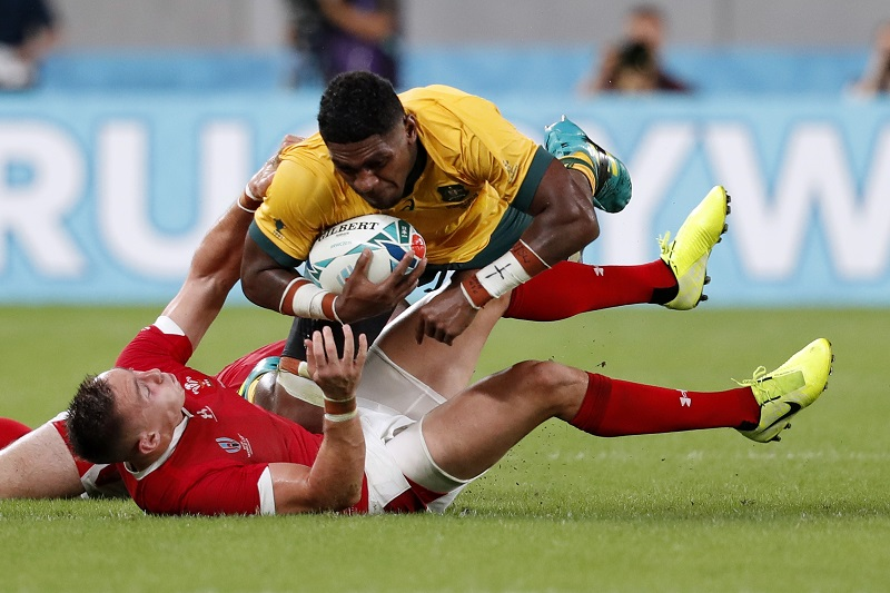 australia galles rugby world cup 2019