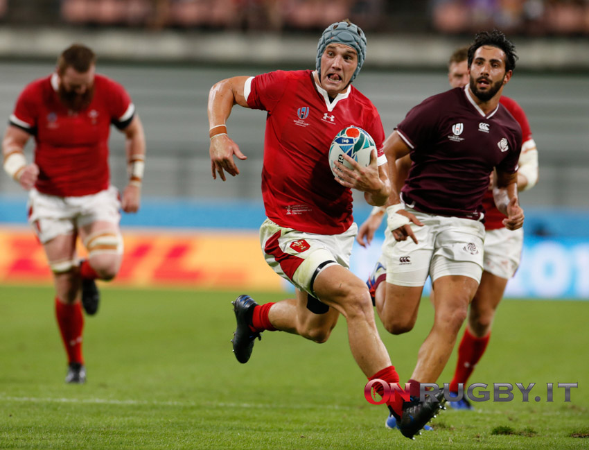 jonathan davies galles rugby world cup 2019
