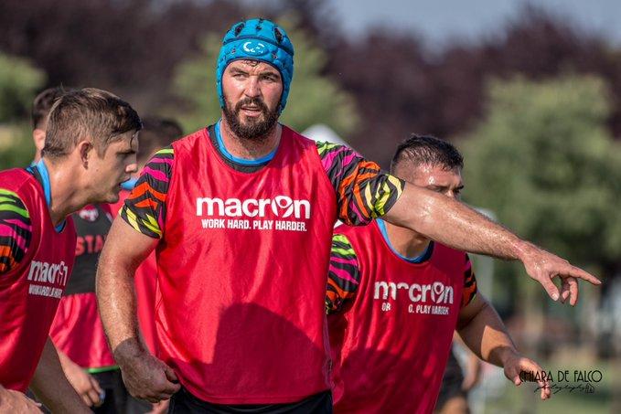 Zebre Rugby_Mick Kearney