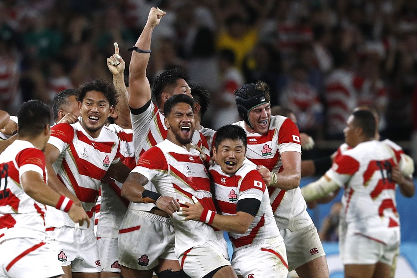 rugby world cup 2019 giappone
