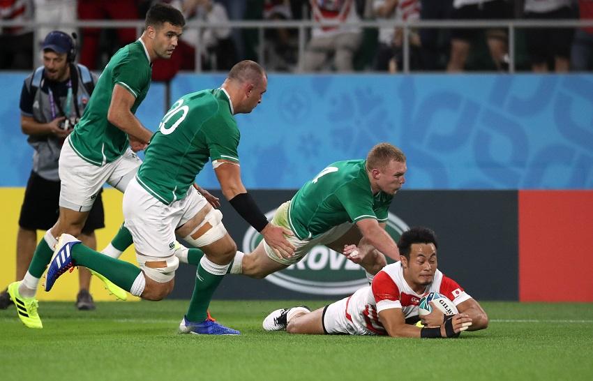 kenki-fukuoka-giappone-irlanda rugby world cup 2019