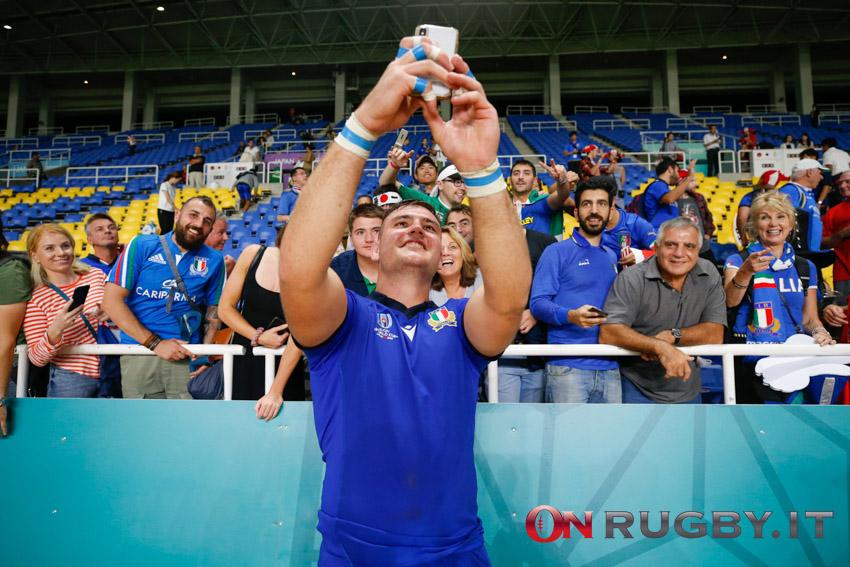 rugby world cup 2019 italia polledri