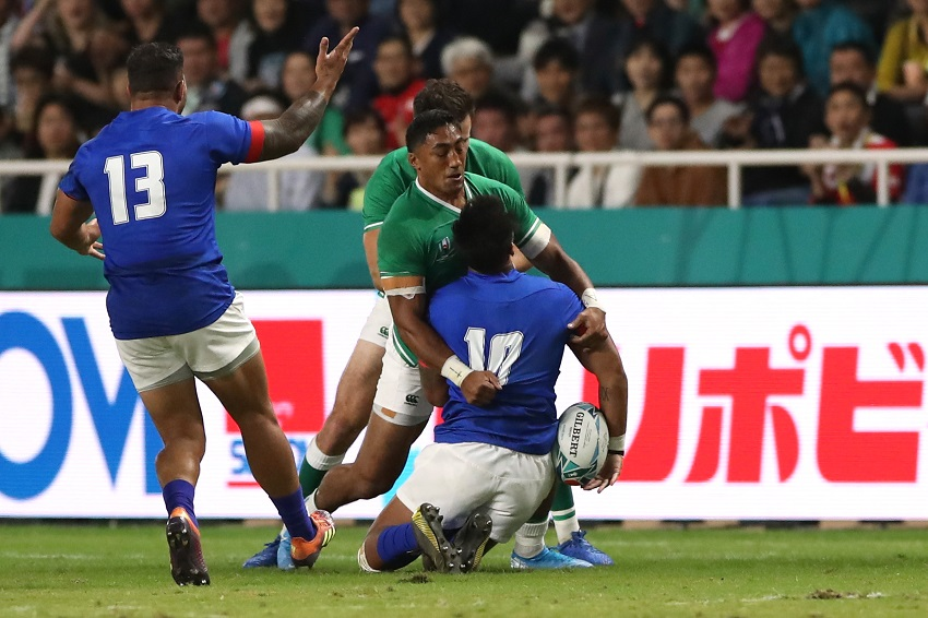 irlanda bundee aki rugby world cup 2019