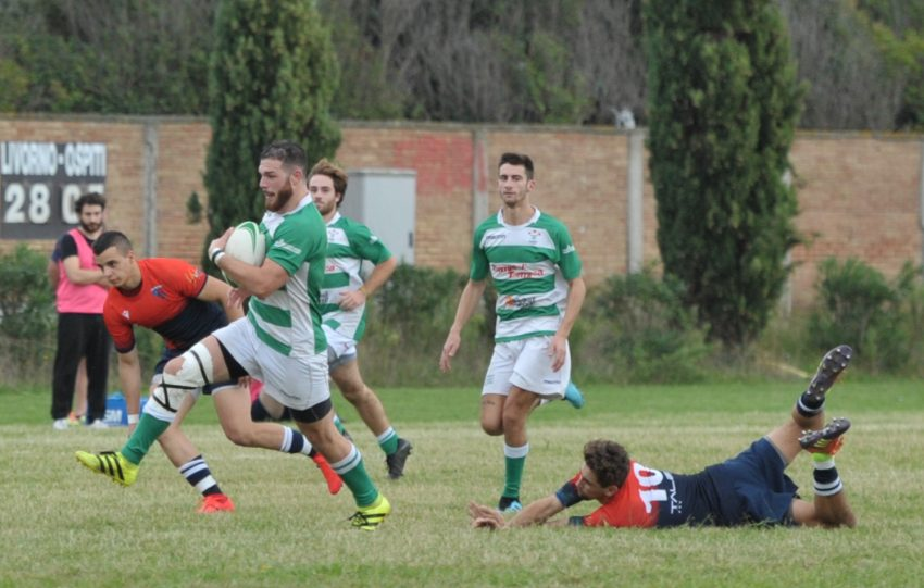 livorno rugby