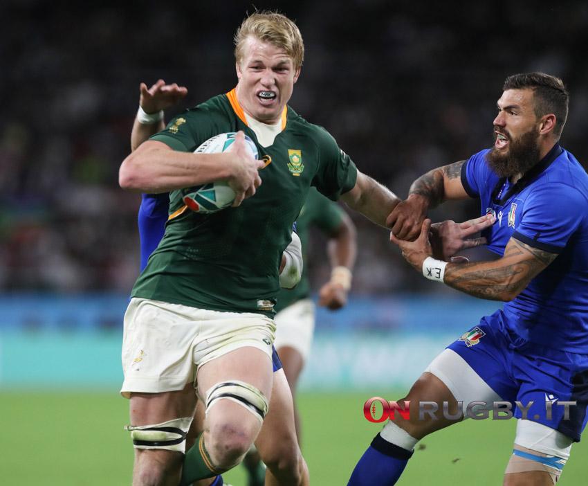 pieter steph du toit sudafrica rugby world cup 2019