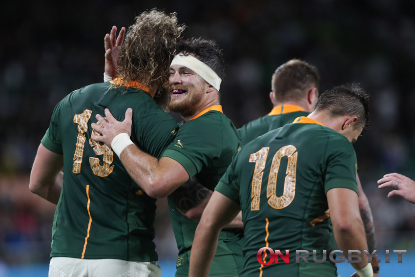sudafrica rugby world cup 2019