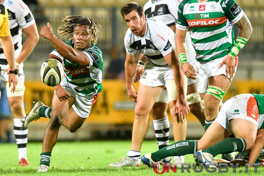 Trussardi benetton rugby