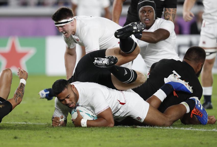 Manu tuilagi rugby world cup 2019 Inghilterra