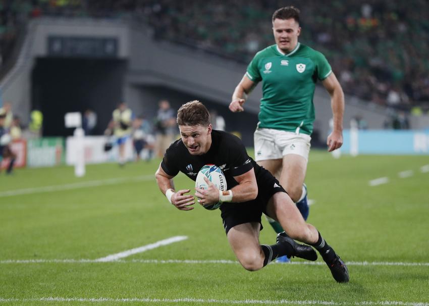 Barrett nuova zelanda irlanda rugby world Cup 2019