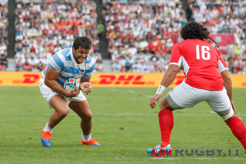 argentina rugby world cup 2019