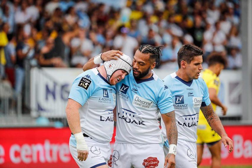 bayonne rugby top 14