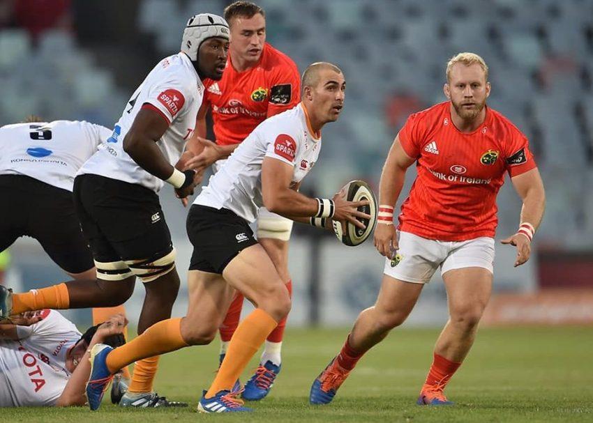 cheetahs ruan pienaar rugby