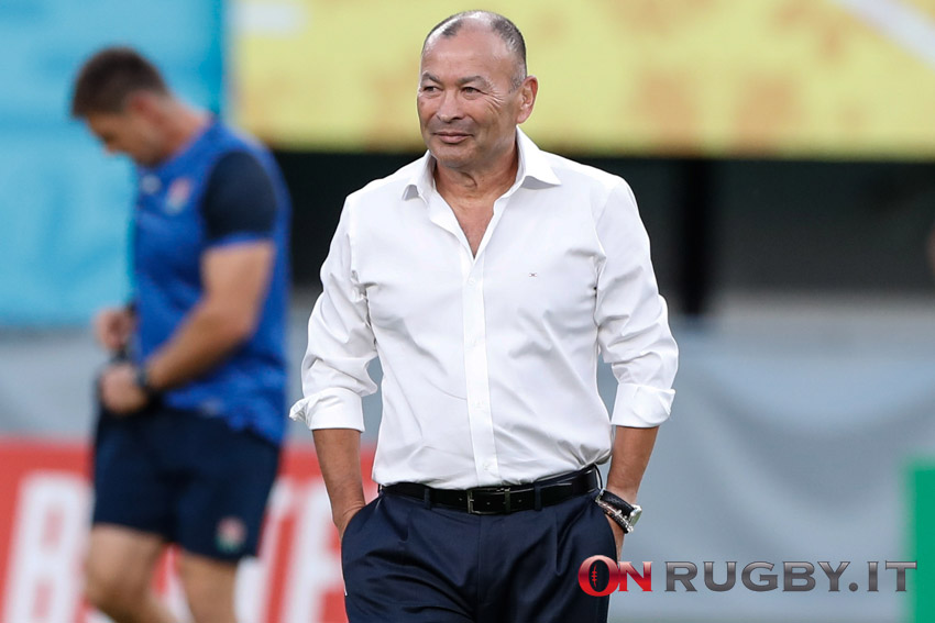 eddie jones rugby world cup 2019