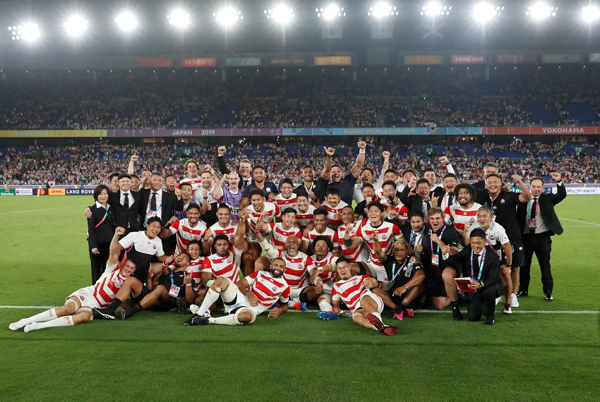 giappone rugby world cup 2019