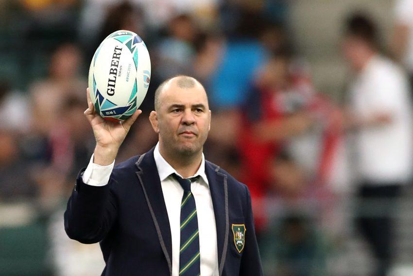 rugby michael cheika australia