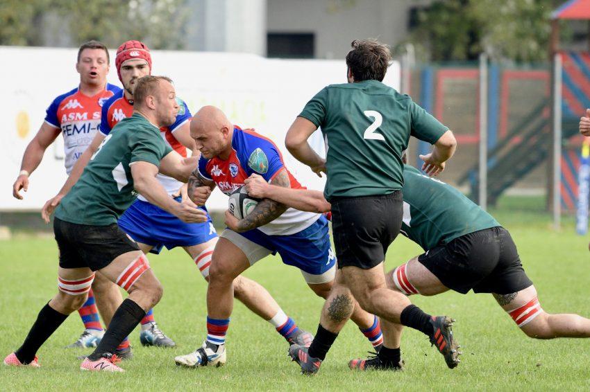 rugby rovigo d'amico coppa italia
