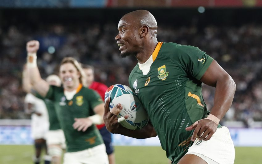 makazole mapimpi sudafrica rugby world cup 2019