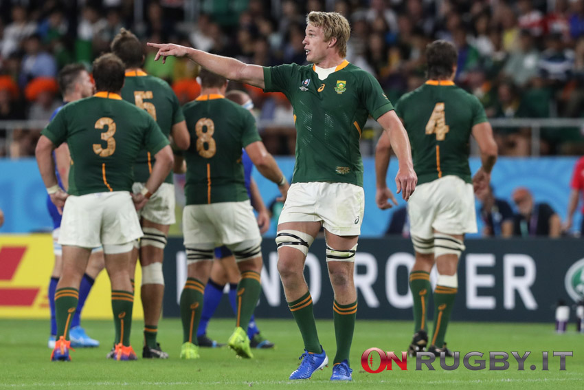 Pieter-Steph du Toit sudafrica rugby world cup 2019