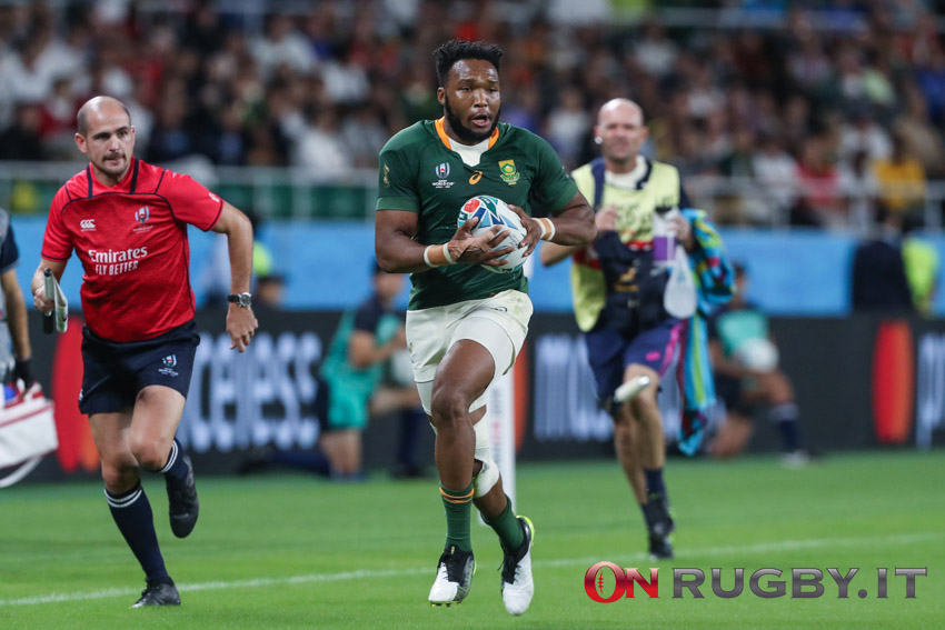 Rugby Championship 2020 Sudafrica