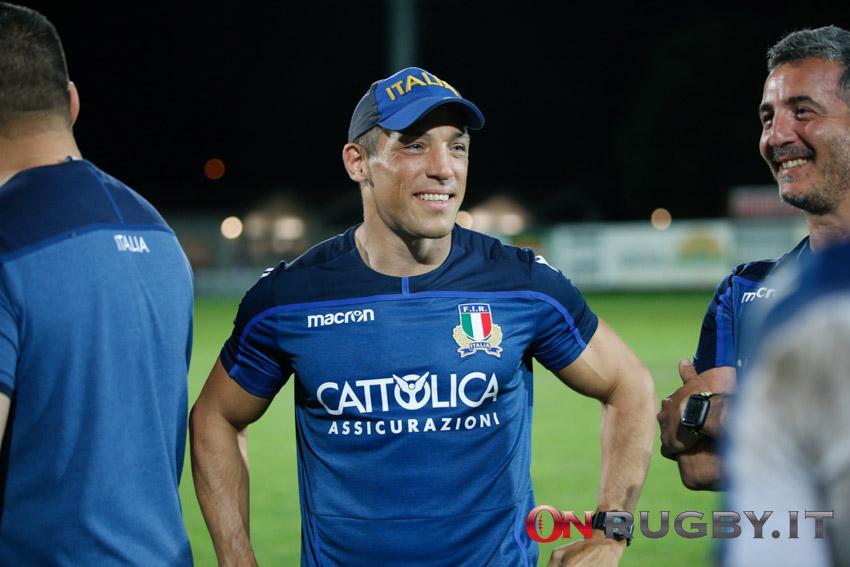 Andy Vilk, allenatore dell' ItalSeven (ph. Sebastiano Pessina)